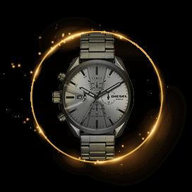 Часы Diesel с хронографом