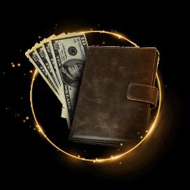 Бумажник «Druid»